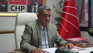 CHP saha çalışmalarına ara verdi