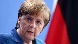 Merkel Pazar günü Türkiye'de olacak