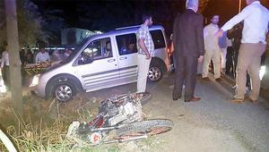 Düğün dönüşü kaza