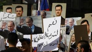 Şam'daki Rus Büyükelçiliği'ne havan toplu saldırı