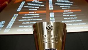 THY Avrupa Ligi'nde 'dördü bir arada'