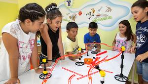 Çocuklara mühendislik eğitimi
