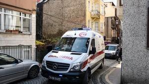 Beşiktaşta ceset bulundu