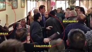 Bulancakta CHPli Bektaşoğlu ve partililere saldırı