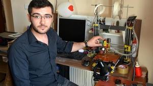 3D yazıcı için yerli step motoru üretecek