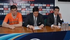 Banvit antrenörü Filipovski: Şansımız devam ediyor