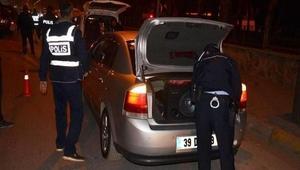 Uşaktaki huzur operasyonuna 14 tutuklama