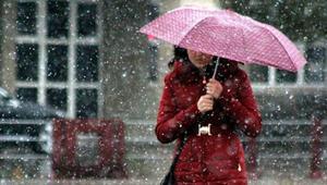 23 Nisanda büyük sürpriz: Kar geliyor