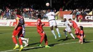 Elazığspor-Samsunspor: 2-1
