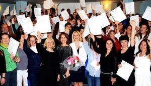 Sertifikalı kadın girişimci yöneticileri geliyor