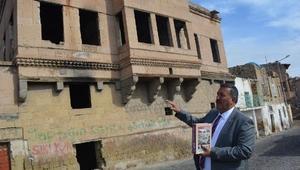 CHPli Gülerden tarihi binalara bakım çağrısı