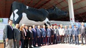 Tarım ve Hayvancılık Fuarı açıldı