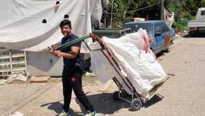 Çöplükten çıkan dünya şampiyonu