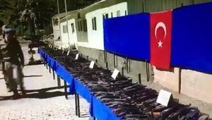 Kato Dağında PKKya karşı başlatılan büyük operasyon 38inci gününde