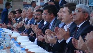 Bakan Zeybekci: Bu millet asla esir olmadı, dizleri üzerine çökmedi