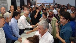 Bakan Elvan, Tarsusta bayramlaştı (2)