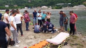 Fırtına Deresinde Nehiri arayan dayısı öldü, akrabası yoğun bakımda