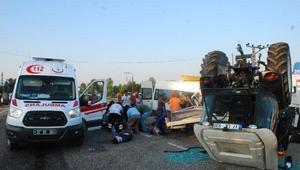 7 kişinin yaralandığı kazada kadın işçi hastanede öldü