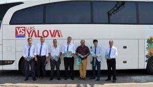 Yalova'ya seyahat eden yolculara 'Yalova'nın filmi izletilecek