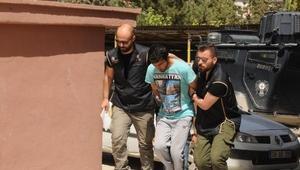 PKKnın bombacısı tutuklandı