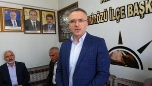 Bakan Ağbal: Kimse Türkiye'nin gücünü sınamaya kalkmasın