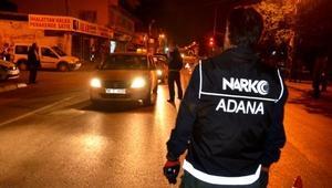 Adanada hava destekli denetimlerde 13 bin kişinin kimliği sorgulandı