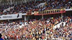Trabzonspor ile Malatyasporlu taraftarlardan örnek davranış