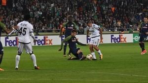 Atiker Konyaspor - Salzburg (EK FOTOĞRAFLAR)