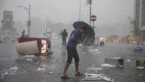 Yunanistanı vuran hava İstanbula geliyor