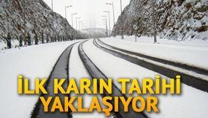 İstanbulda ilk kar ne zaman yağacak