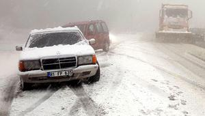 Hava durumu için önemli uyarılar Kar ne zaman yağacak