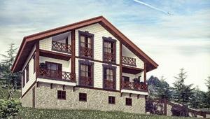 Şehit Eren Bülbülün ailesine ev yapılıyor
