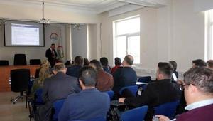 Tokat'ta Gübre Takip Sistemi bilgilendirme toplantısı