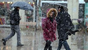 Hava durumu raporu kar uyarısı verdi: Ne zaman yağacak