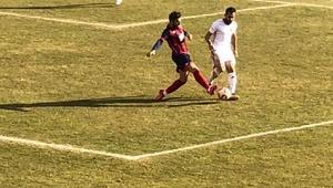 Niğde Belediyespor-Kahramanmaraşspor: 1-1