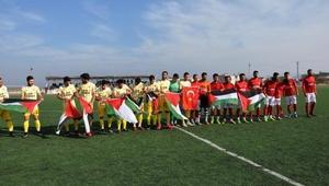 Amatör futbolculardan Kudüs mesajı