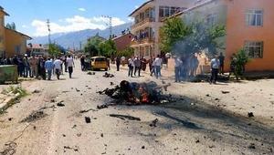 Ovacıkta adliye lojmanlarına bombalı saldırıyı düzenleyen PKKlı yakalandı