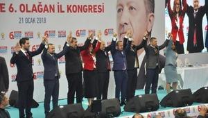 AK Parti'de Karadağ güven tazeledi