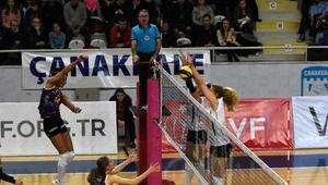 Çanakkale Belediyespor - İlbank: 3 - 0