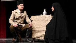 Seherin kadınları adlı tiyatro ilgi gördü