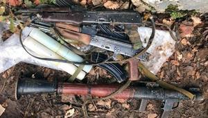 Küpeli Dağında çatışma: 3 PKKlı öldürüldü