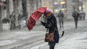 Marmara Bölgesinden kar yağışı haberleri geliyor - İstanbulda kar ne zaman yağacak