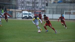 Kastamonuspor 1966 - Menemen Belediyespor: 1-3