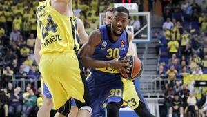 Fenerbahçe Doğuş - Maccabi FOX Tel Aviv (EK FOTOĞRAFLAR)