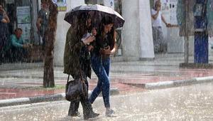 Meteoroloji uyardı Cuma gününe dikkat…