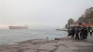 İstanbulda sis yüzünden bazı vapur seferleri iptal edildi