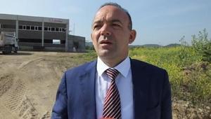 Burhaniye Zeytin OSB'de fabrikalar kurulmaya başlanıyor