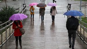 Meteorolojiden son dakika hava durumu uyarısı: Dışarı çıkacaklar dikkat