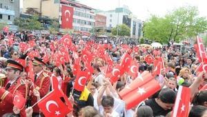 Giresun'da belediyeden 'Egemenlik' yürüyüşü