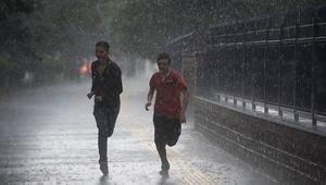 Meteorolojiden 3 kente sağanak ve dolu uyarısı